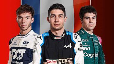 French F1 GP: Qualifying Hlts