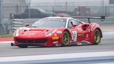 Ferrari Challenge Europe: Valencia