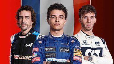 French F1 Grand Prix