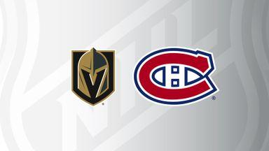 NHL Playoffs - Golden Knights @ Can