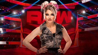 WWE Monday Night Raw: 21/06/21