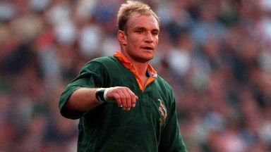 Sporting Heroes: Francois Piennar