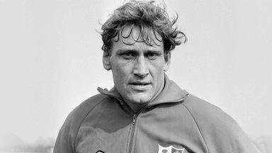 Sporting Heroes: McBride