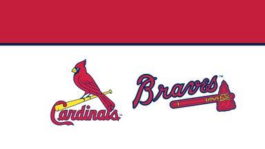 MLB: Cardinals @ Braves