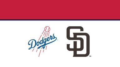 MLB: Dodgers @ Padres