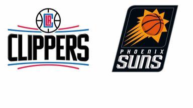 NBA Playoffs:LA Clippers @ Phoenix