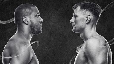 Fight Night - Gane v Volkov