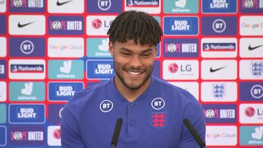 Mings: Maguire someone I look up to