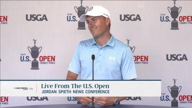 Spieth confident for US Open challenge