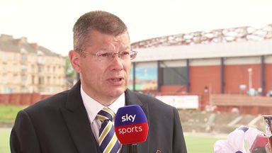 SPFL chief Doncaster targets crowd return