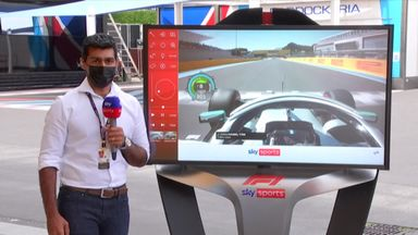 SkyPad: French GP track guide