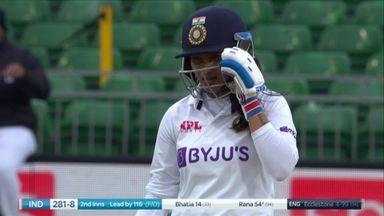 Rana passes 50 on debut