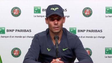 Nadal: It wasn't my day