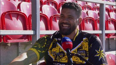 Masoe 'humbled' by support