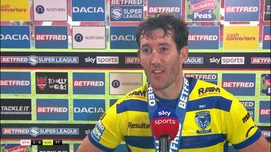 Ratchford: We showed our brilliance