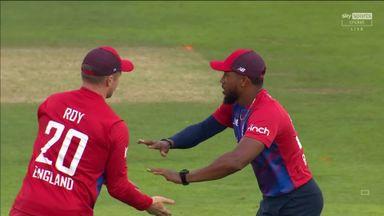 Sri Lanka lose Fernando early