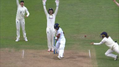 Raut out as India collapse continues