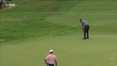 Bland sets US Open clubhouse target