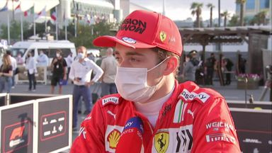 Leclerc: The race we expected
