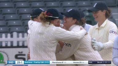 England Women vs India Women: T1 D3 highlights