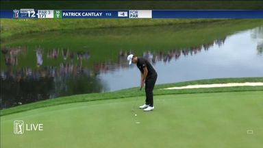 The Memorial: Cantlay's R2 highlights