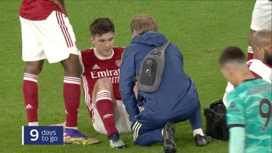 Tierney relieved to recover for Euros