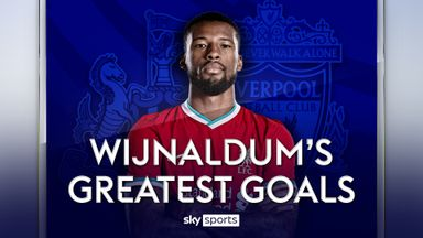 Wijnaldum's Greatest PL Goals