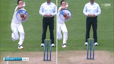The Art of Swing Bowling