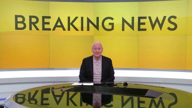 Jim White's final sign-off