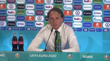 Mancini delighted to put smiles on faces