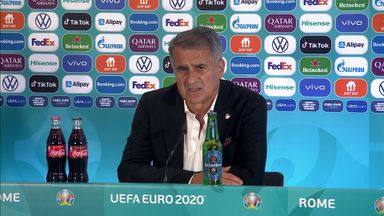Gunes: We expected better against Italy