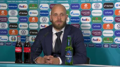 Pukki: We wanted to do what Denmark decided