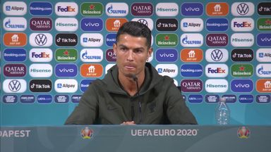 Ronaldo: Transfer speculation doesn't bother me
