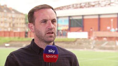 McFadden: Sore loss to take for Scotland