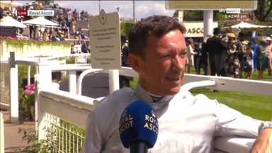 Dettori: We can breathe now