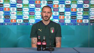 Bonucci: England have impressed me the most