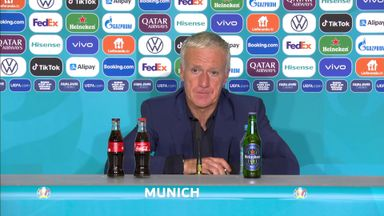 Deschamps: We were more clinical than Germany