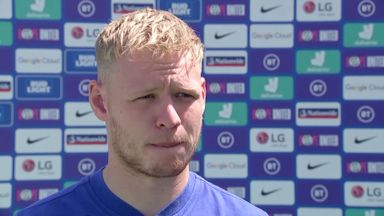 Ramsdale overjoyed to be in England squad