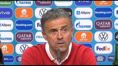 Enrique: Penalty miss raised tension