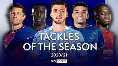 PL Tackles of the Season: 2020/21