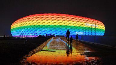 'Homophobia is not a political matter'