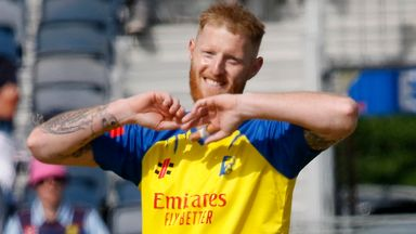 Stokes takes superb catch for Durham