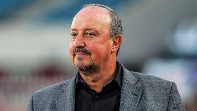 'Everton fans divided over Benitez'