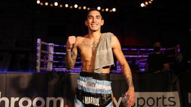 Ponce: I knew I could go 12 rounds