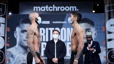 Ritson, Ponce's final face-off