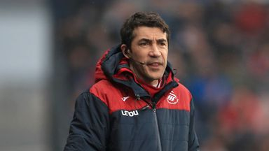 'Daunting task for Bruno Lage'