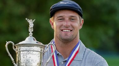 Watch the US Open on Sky Sports
