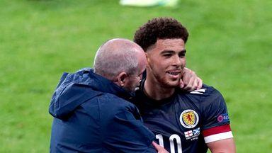 Brown confident Scotland goals will come