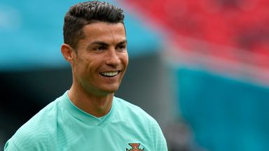 Ronaldo: Portugal fully focused for Euros