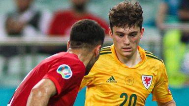 James: No Wales fans vs Denmark won't faze us